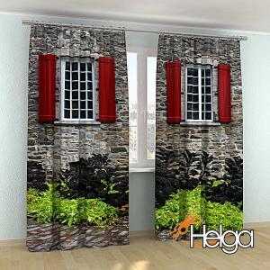 Окна с цветами в Канаде арт.3624