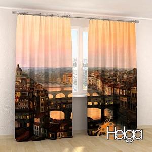Закат над Флоренцией холст арт.3581