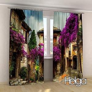 Улица в Провансе v3 арт. 3877