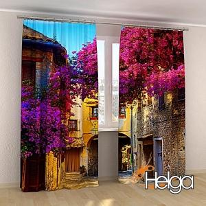 Улица в Провансе v4 арт. 3878