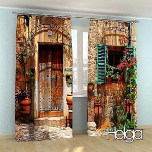 Улица в Испании v2 арт.3875