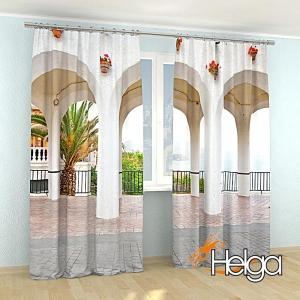 Балкон на море v2 арт.3427