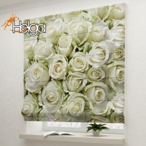 Белые розы v2 арт. 2688
